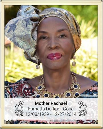 Mother Rachael
